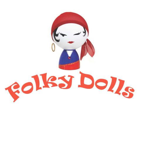 Folky Dolls Negozio e Ingrosso Tè per due